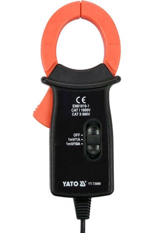 Przystawka cęgowa 600A AC Cęgi pomiarowe AC Yato YT-73090