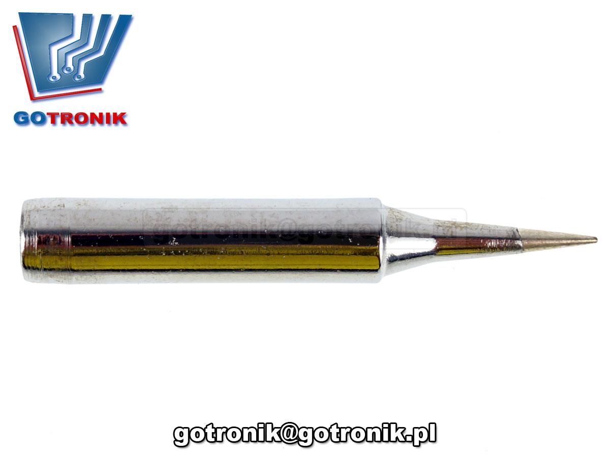 900M-T-I 900mti grot ostry stożek do precyzyjnego lutowania elementów elektronicznych SMD