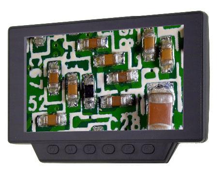Mikroskop cyfrowy ADSM302 Andonstar LCD HDMI USB Full HD