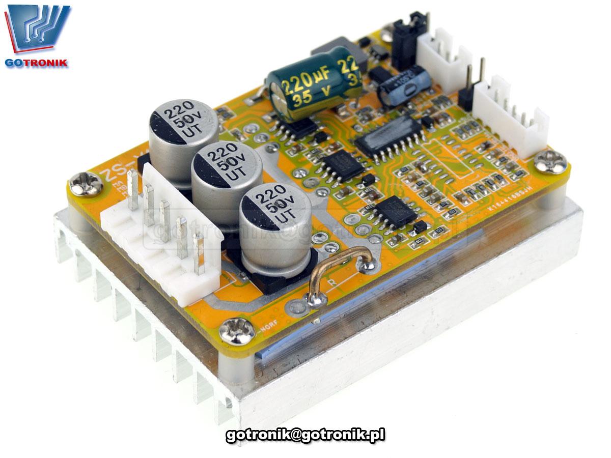 Sterownik silnika BLDC 5V-36V 350W bezszczotkowego ZS-X11A BTE-620