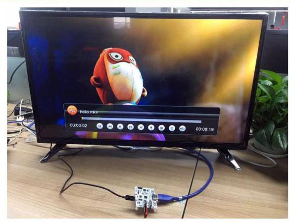 C-SKY Linux Development Board
