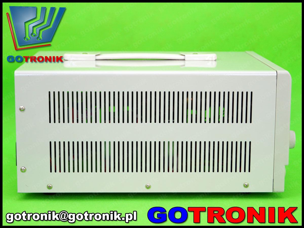 zhaoxin, zaoxin, zasilacz laboratoryjny podwójny, zasilacz regulowany napięcia stałego dc, zasilacz napięcia zmiennego, przemiennego AC, transformator, transformator regulowany, zasilacz ac 6,3v