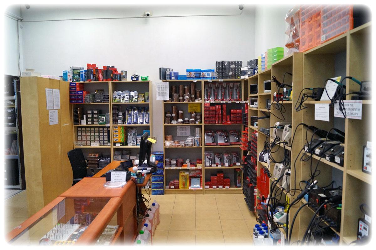 Gotronik ul. Bystrzycka 69C sklep dla elektroników, sprzęt pomiarowy, oscyloskopy cyfrowe, generatory, multimetry,