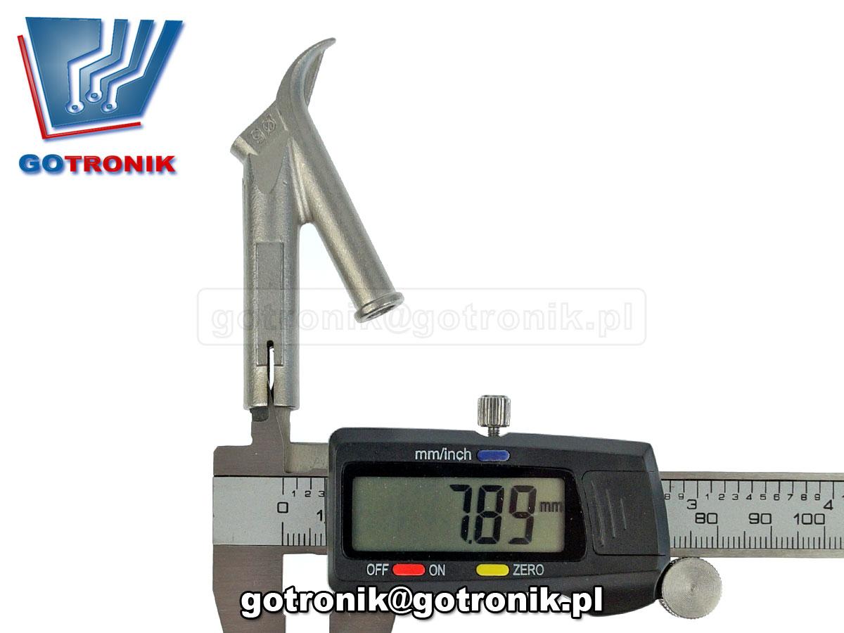 NAR-105 Dysza but do spawania plastiku fi5 zgrzewcza przeznaczona do szybkiego spawania plastiku i napraw