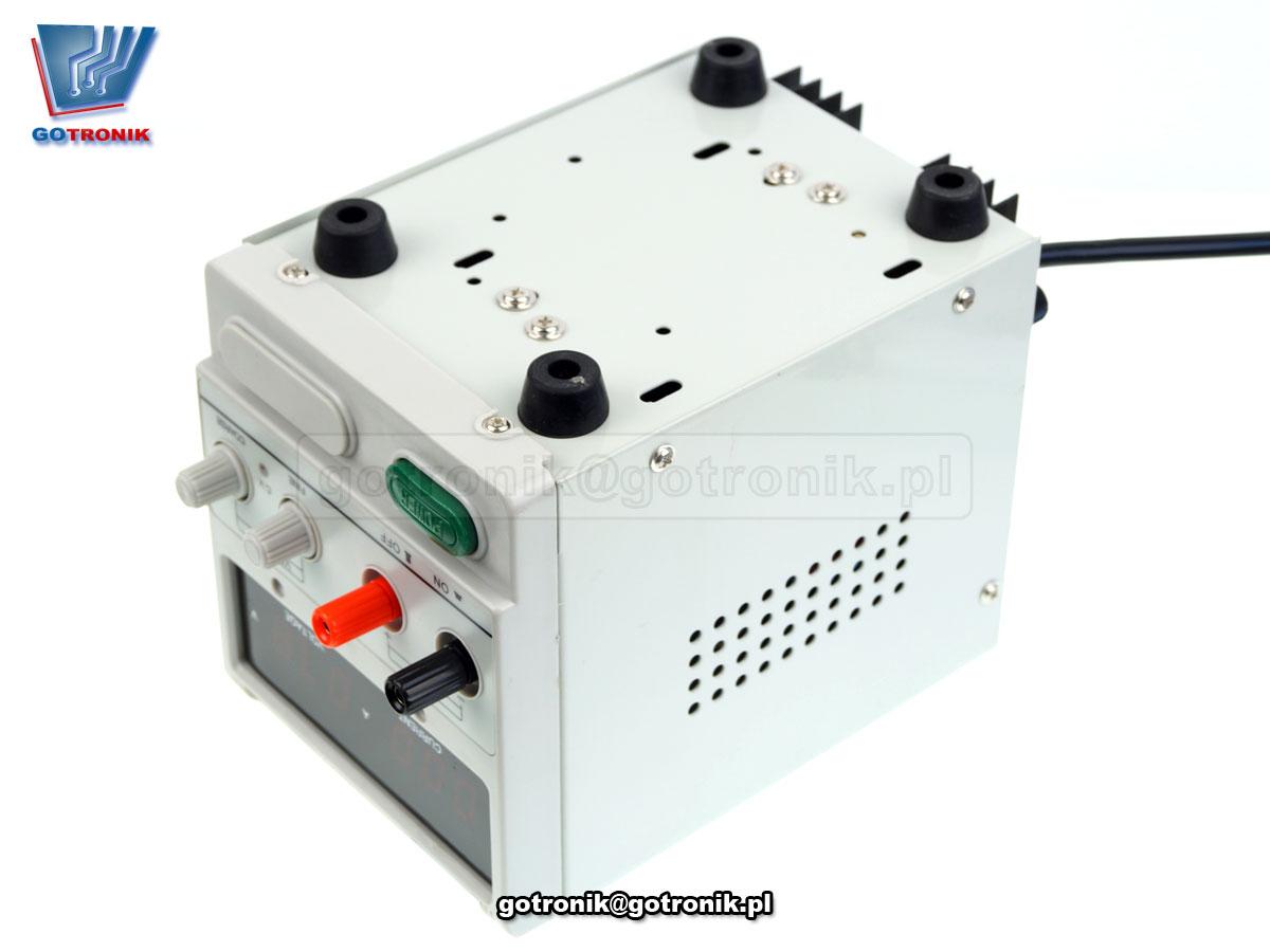 PS-1505D, log wei, zasilacz dc, zasilacz laboratoryjny, zasilacz regulowany, zasilacz serwisowy, zasilacz 15V, zasilacz 5A, regulacja napięcia, zasilacz z woltomierzem, stabilizacja napięcia, liniowy PS1505D