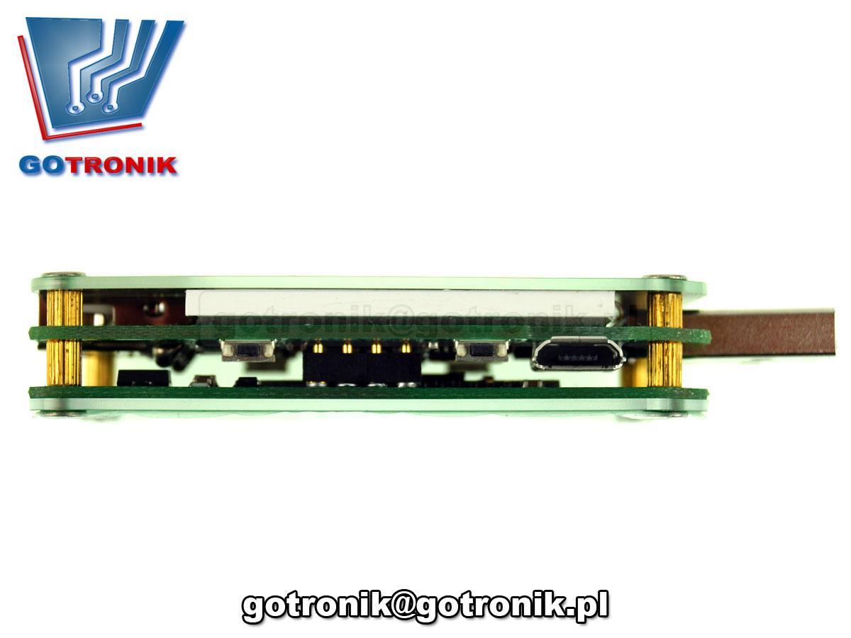 UM24 miernik portu USB, charger doctor, miernik USB, tester USB,