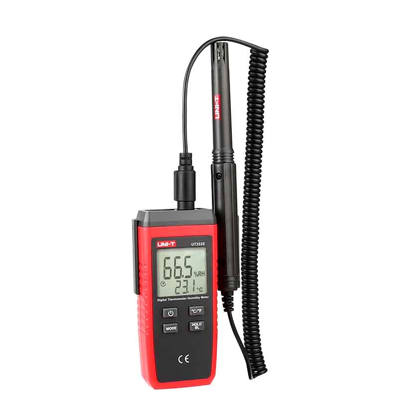 UT333S termohigrometr miernik temperatury i wilgotności