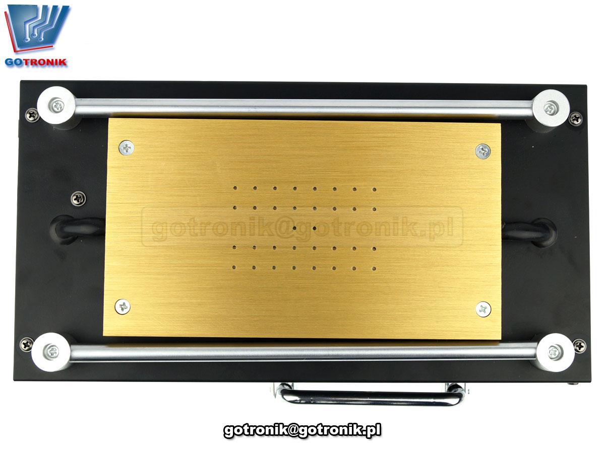 Yihua 946D III separator podciśnieniowy + lampa UV