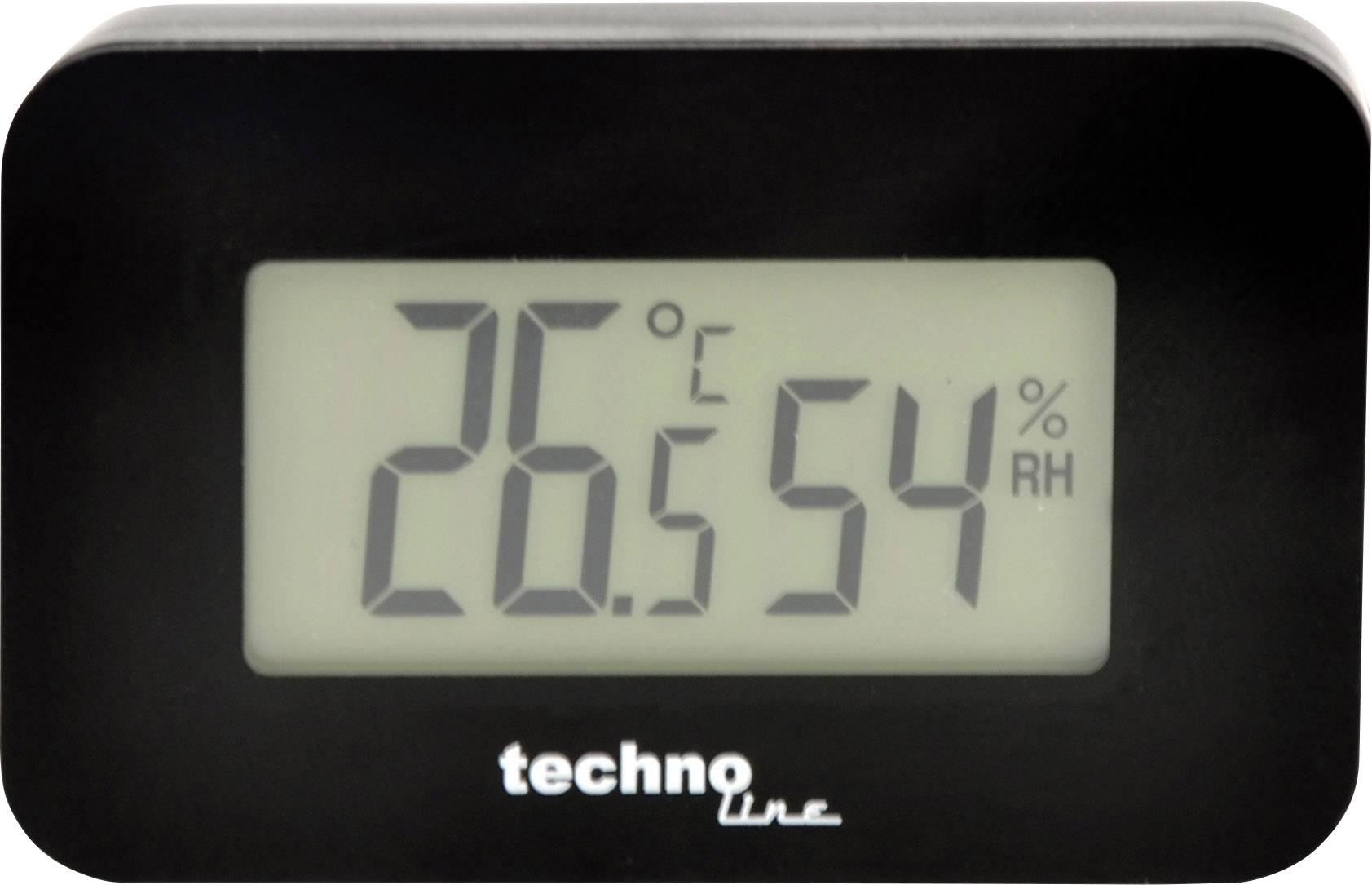 NAR-159 termohigrometr cyfrowy Techno Line WS 7009 samochodowy