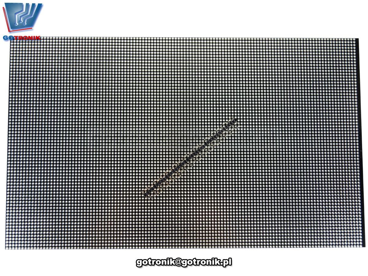 Elastyczna płytka drukowana PCB 18x30cm 0,6mm