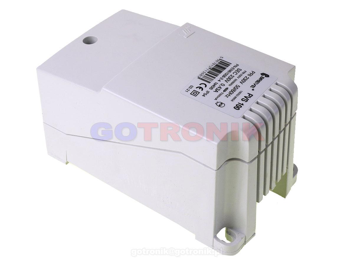 Transformator separacyjny 230/230V PVS100