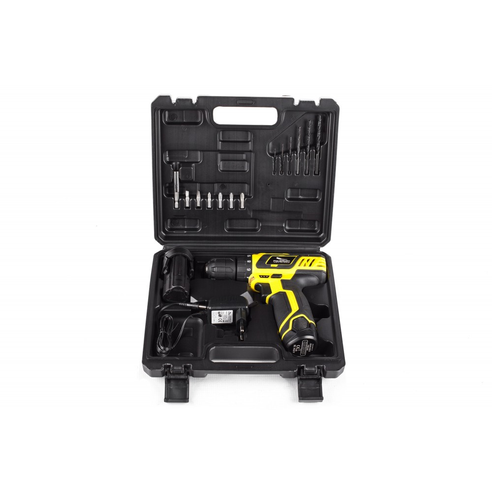 Wkrętarka akumulatorowa 10,8V + walizka PM-WA-10.8V-LI powermat