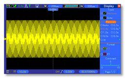 Oscyloskop cyfrowy DSO5000BM Hantek