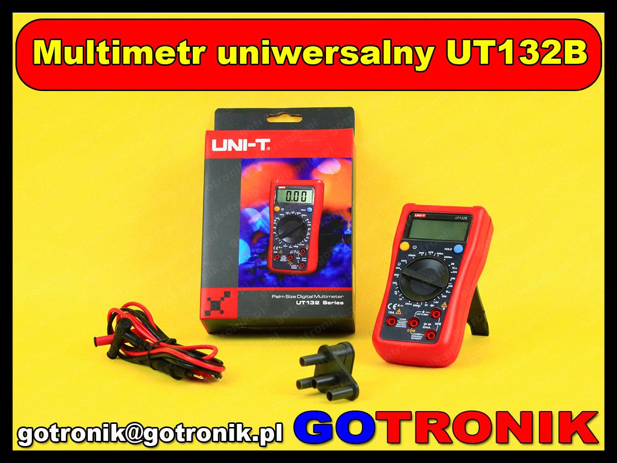 UT132B Unity uniwersalny multimetr UNI-T