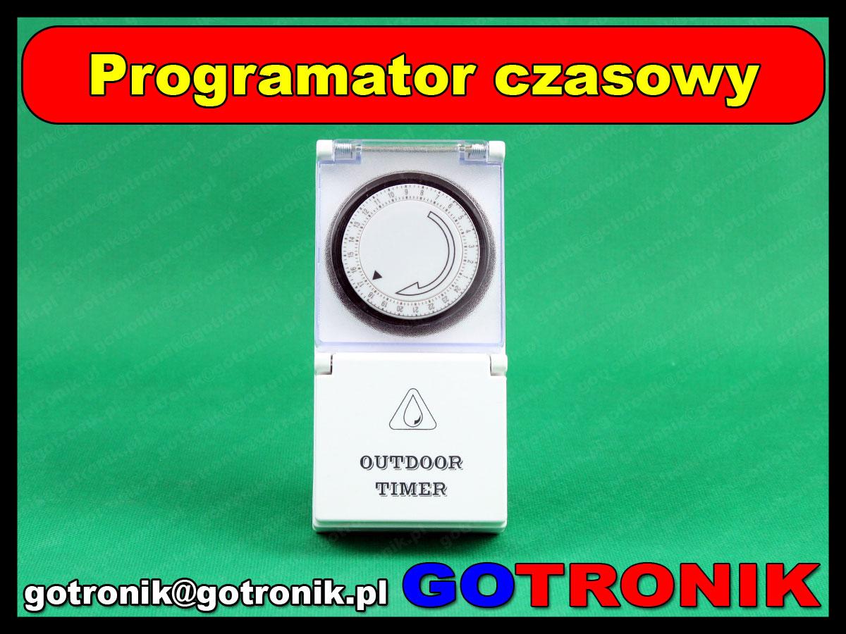Programator czasowy