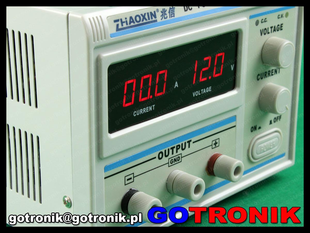 zasilacz laboratoryjny RXN3010D zhaoxin