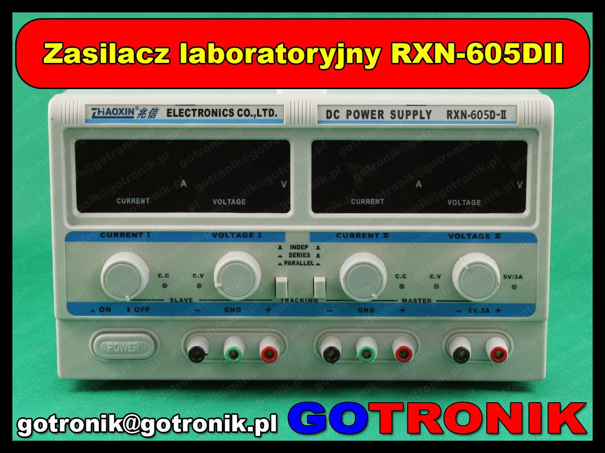 zasilacz laboratoryjny RXN605DII zhaoxin