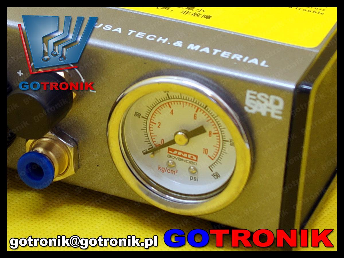 AD-982 dyspenser dozownik do pasty lutowniczej topnika kleju automatyczny