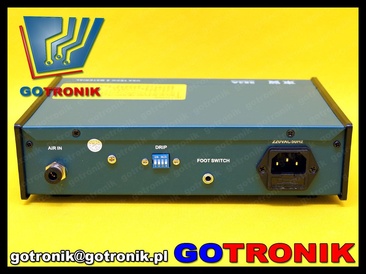 AD-983A dyspenser dozownik do pasty lutowniczej topnika kleju automatyczny
