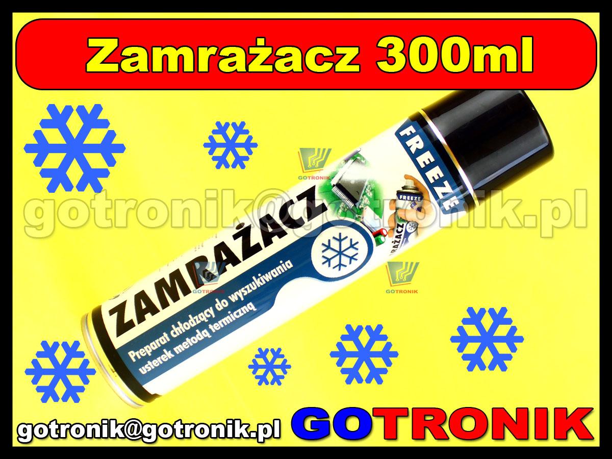 Zamrażacz 300ml mróz freezer spray ART.AGT-020