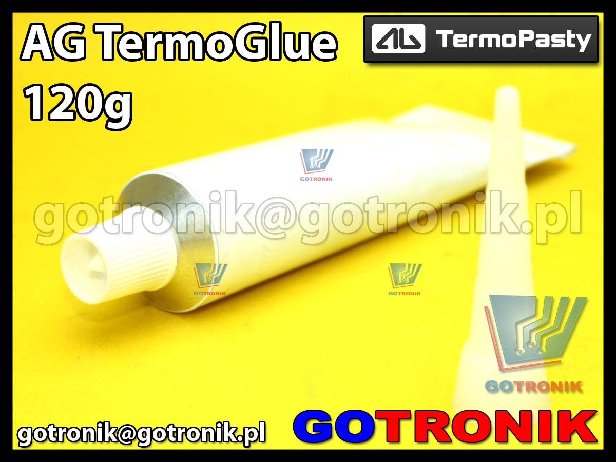 AG TermoGlue klej termoprzewodzący opakowanie 120g