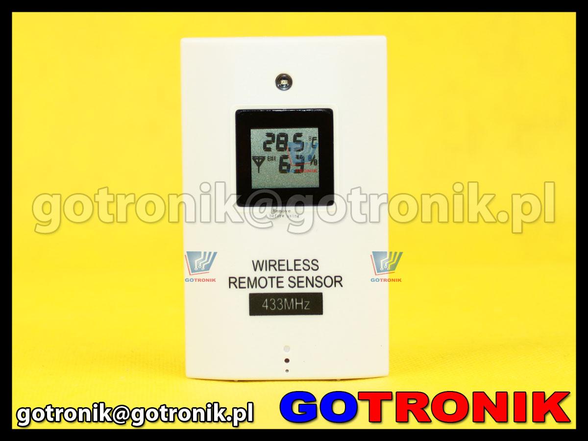 AOK2011 Dodatkowa czujka sensor do stacji pogodowych AOK5019