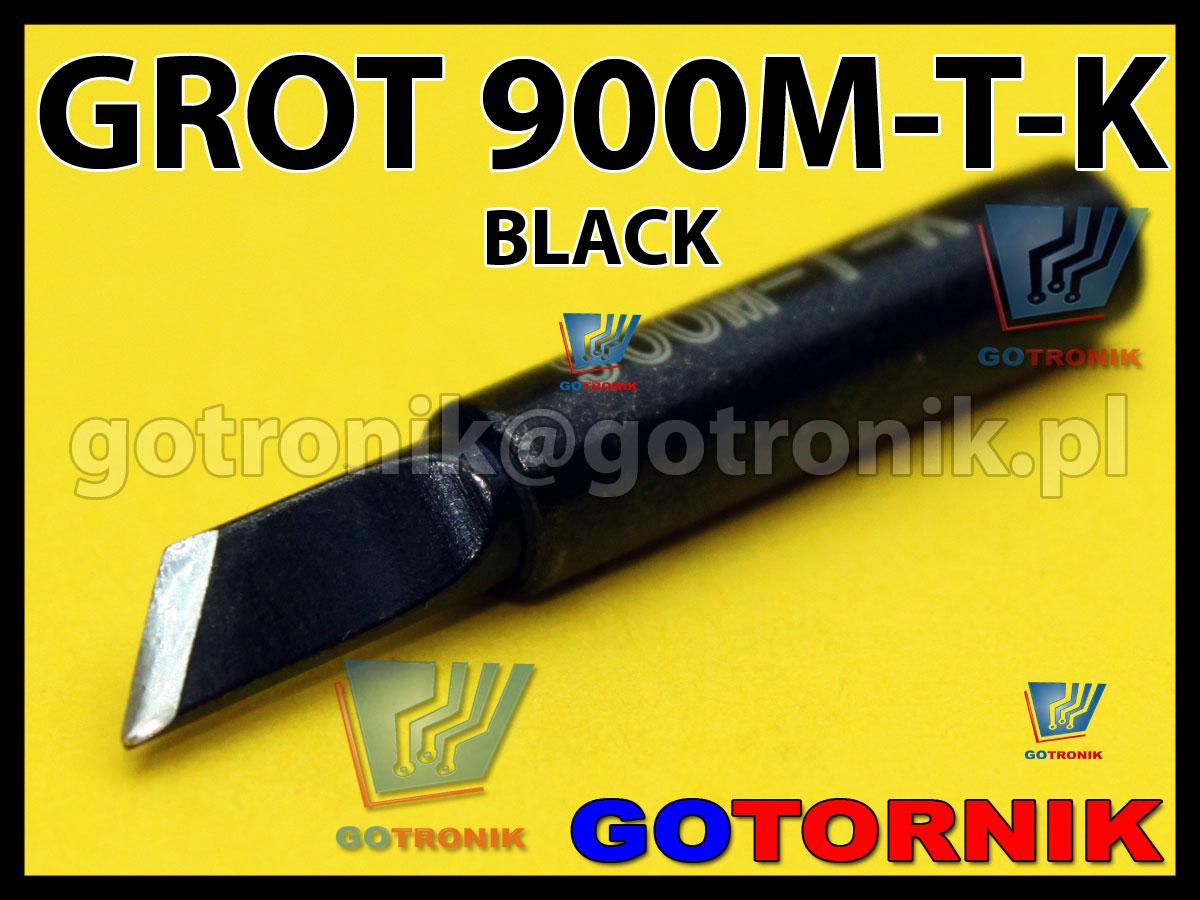 900M-T-K grot BLACK