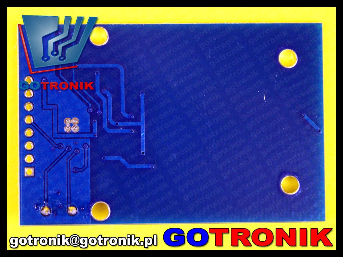 Moduł czytnika RFID RC522 + karta + brelok