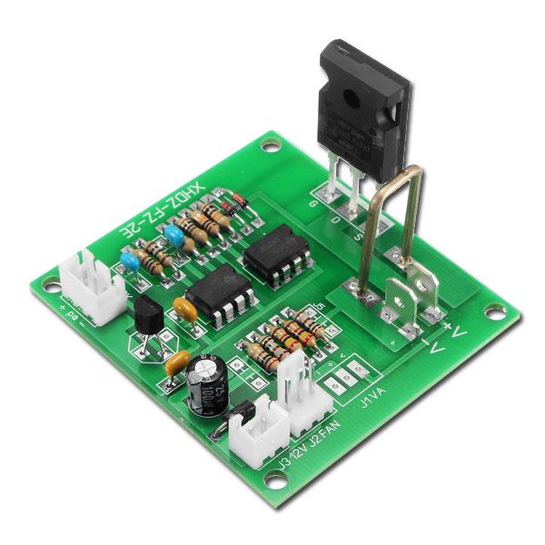 BTE-103 elektroniczne obciążenie sztuczne DC sterowane potencjometrem 10A 100V 50W 75W