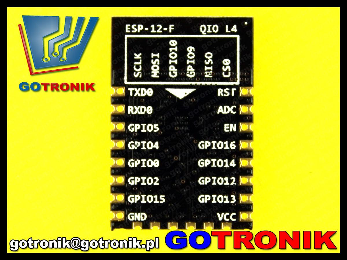 moduł komunikacyjny ESP8266 WIFI SPI