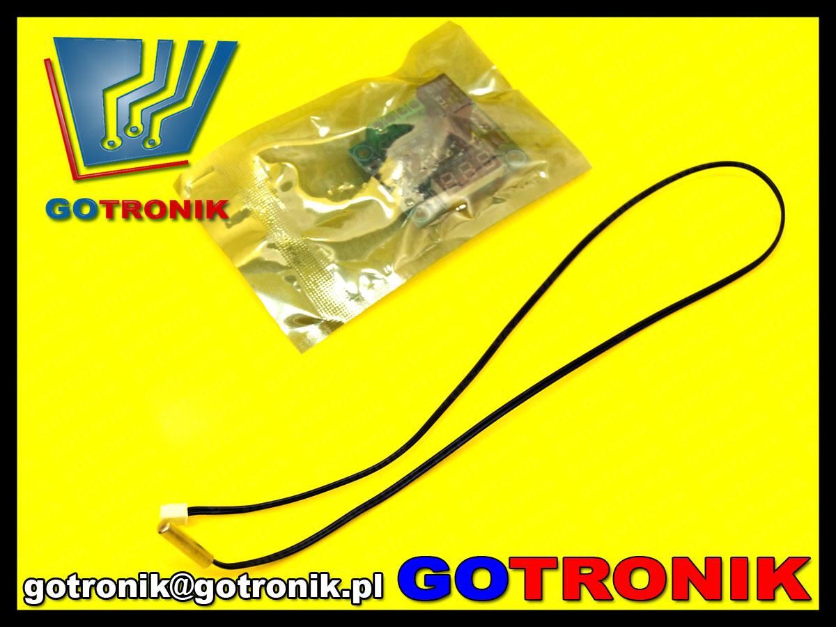 BTE-213 W1209 sterownik termostat cyfrowy LED W-1209