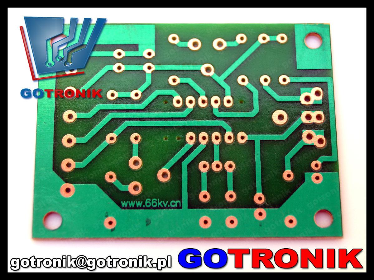 icl8038 generator funkcyjny kit diy zestaw do samodzilnego montazu schemat BTE-247
