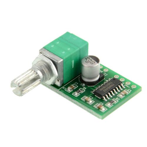 PAM8403 GF1002 wzmacniacz 5V 2x3W USB BTE-257