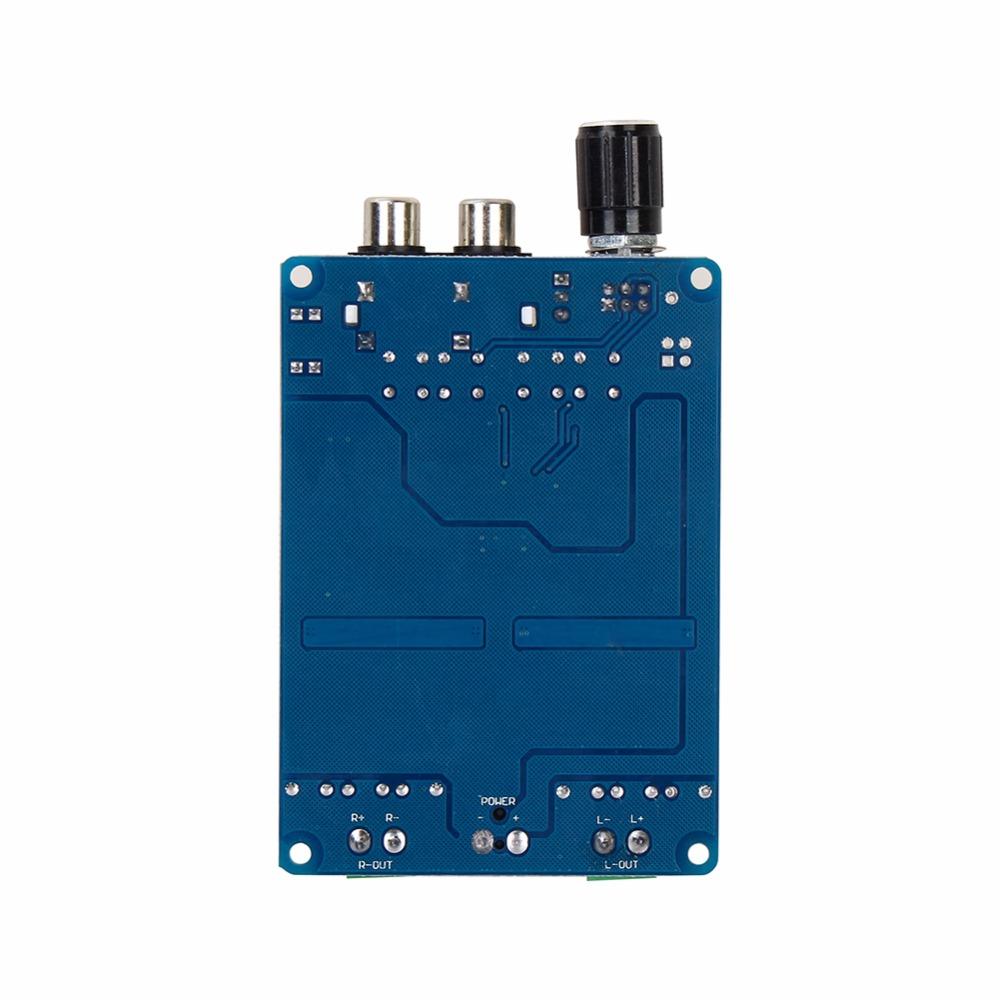 TDA7498 klasa d wzmacniacz mocy stereo audio 2x100W 80W 15V 34V BTE-259