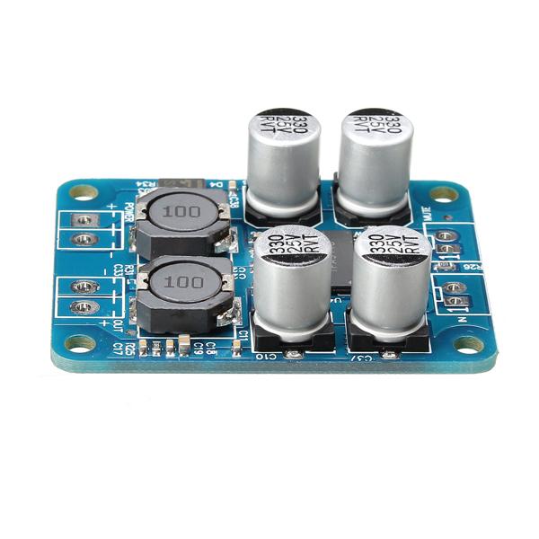 TPA3118 PBTL wzmacniacz mocy mono audio 60W 12V 24V BTE-263