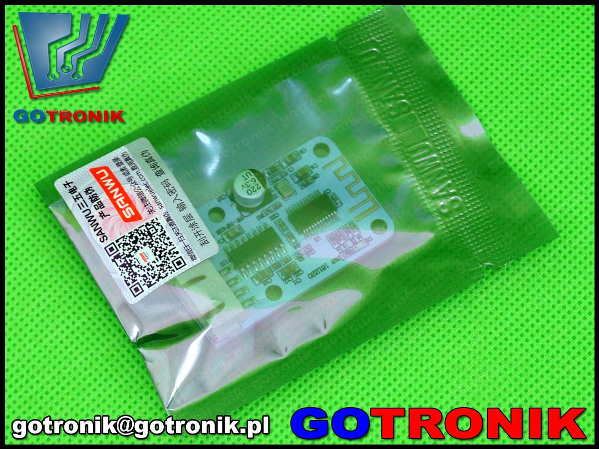 BTE-349, PAM8403, kalsa d, wzmacniacz cyfrowy, wzmacniacz audio 2x3W, Sanwu, wzmacniacz mocy, wzmacniacz akustyczny, bte349, sw-hf43b, bluetooth