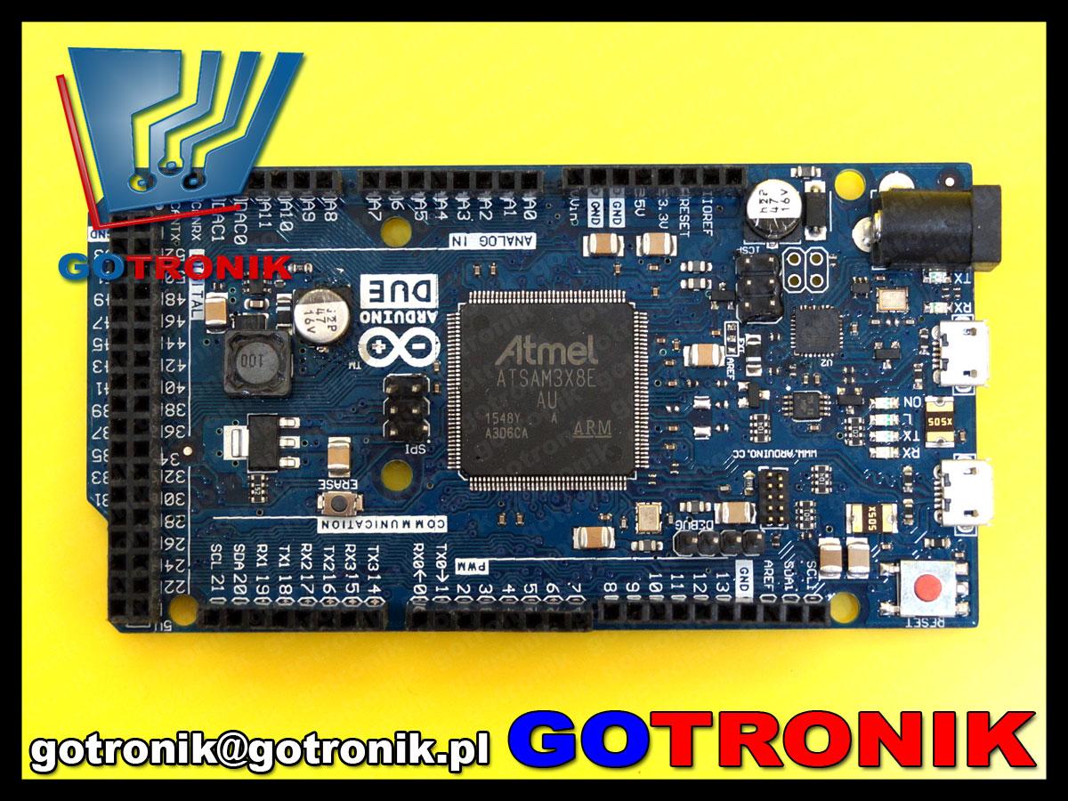 BTE-354 zestaw startowy zgodny z DUE R3 Board AT91SAM3X8E SAM3X8E 32-bit ARM Cortex-M3