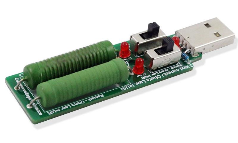 BTE-356 obciążenie rezystorowe USB 20W