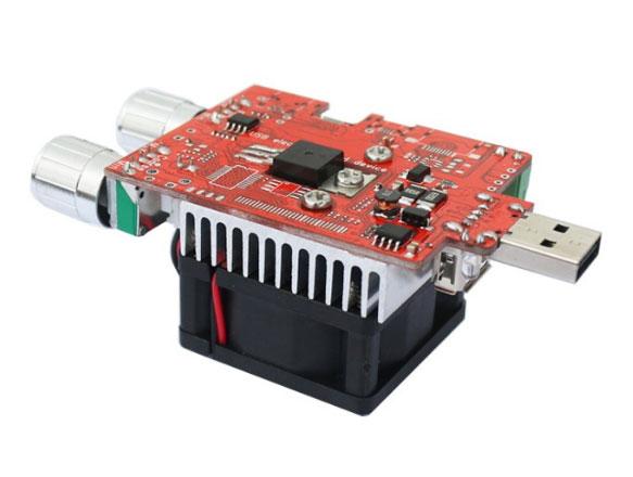 Elektroniczne obciążenie USB 35W BTE-358