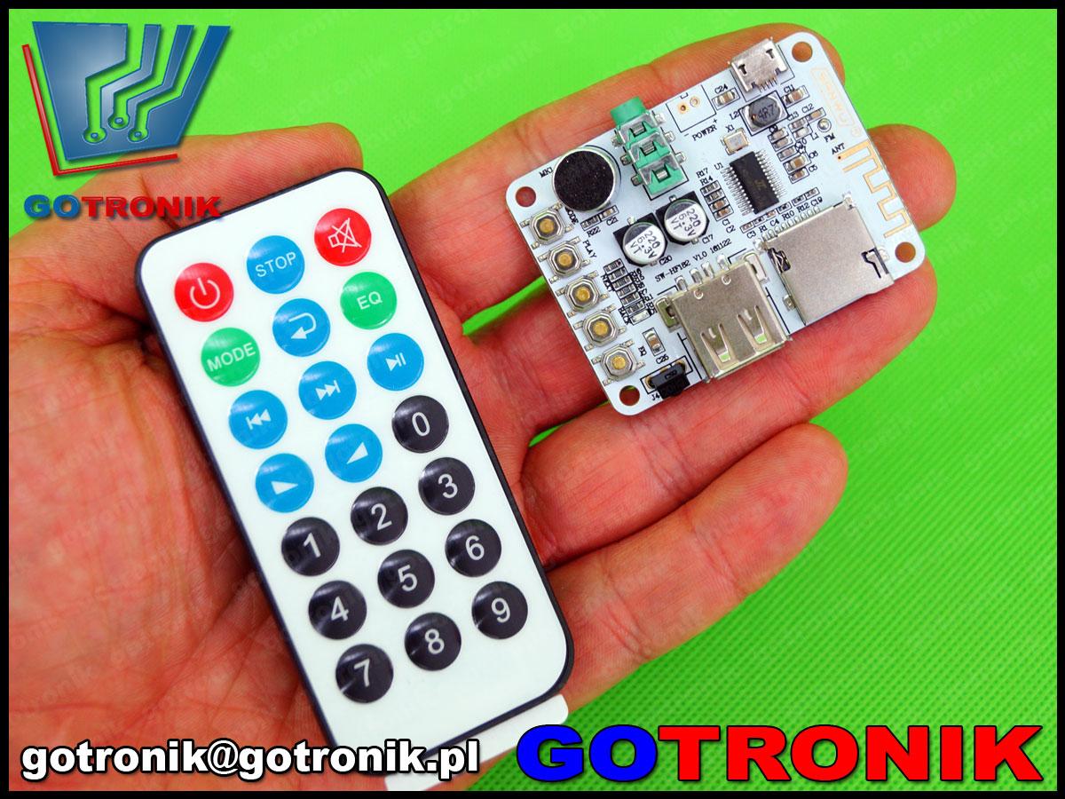 odtwarzacz mp3, dekoder, FLAC, WAV, MP3, WMA, bte-384 bluetooh, usb, sd card, bluetooh usb