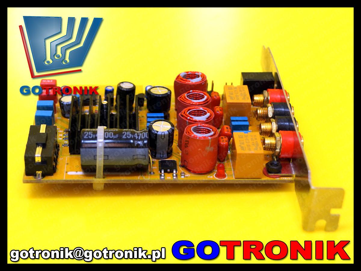 BTE-390 wmacniacz TPA3116D2 mocy audio do komputera BTE390