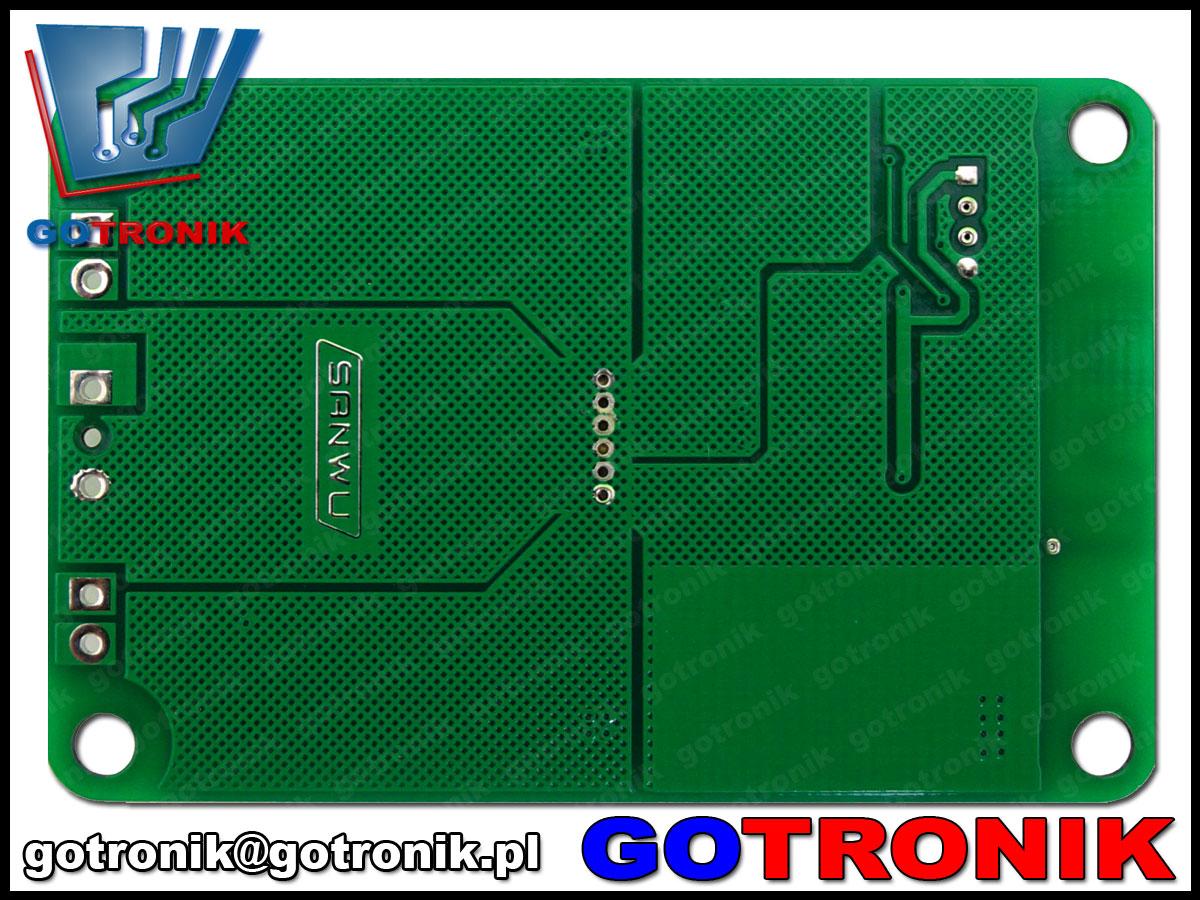 TPA3110D2, BTE-394, wzmacniacz audio 2x15W, Bluetooth, Sanwu SW-HF47, wzmacniacz mocy, wzmacniacz akustyczny