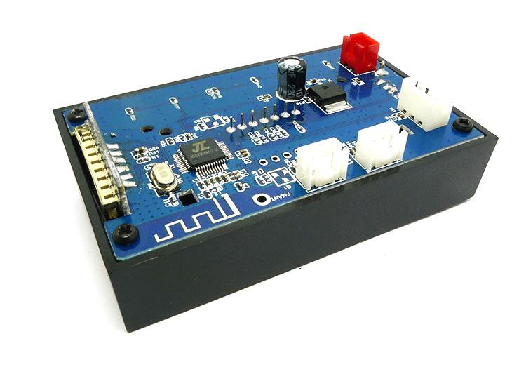 Odtwarzacz MP3 FLAC WAV WMA Bluetooth USB SD BTE-403