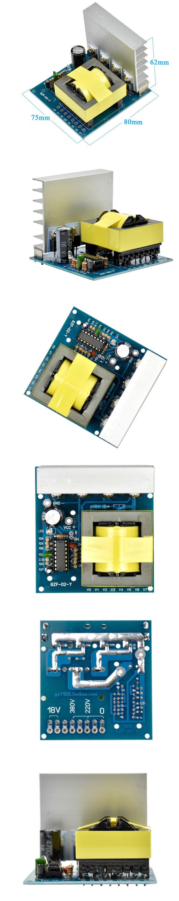 BTE-430 przetwornica napięcia DC to AC 12V to 220V inwerter