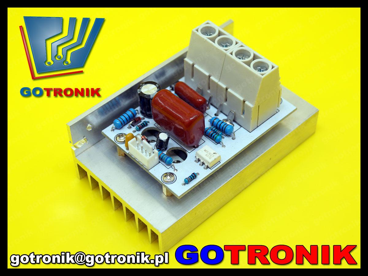 regulator mocy AC 220V 230W 10000W SCR dimmer ściemniacz BTE-435