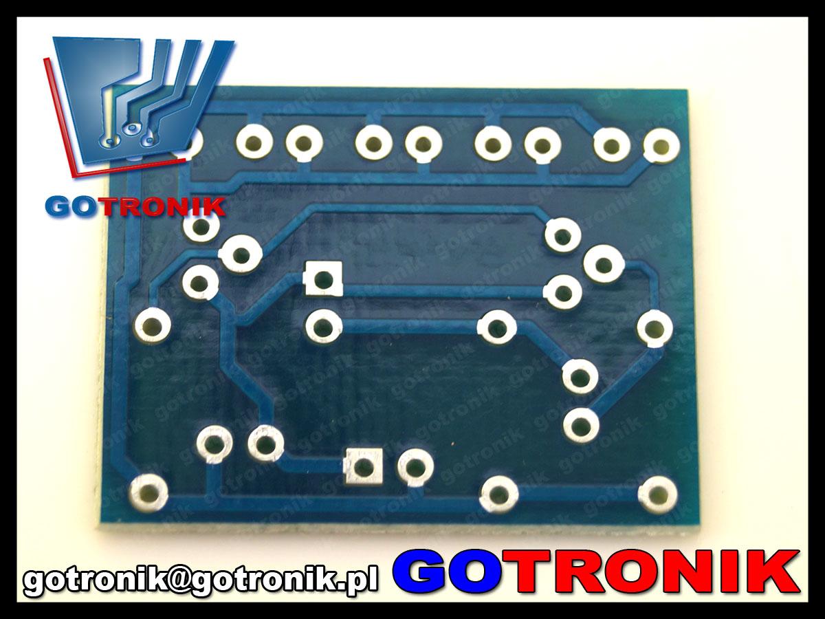 BTE-445 sygnalizator LED wykrycia dźwięku