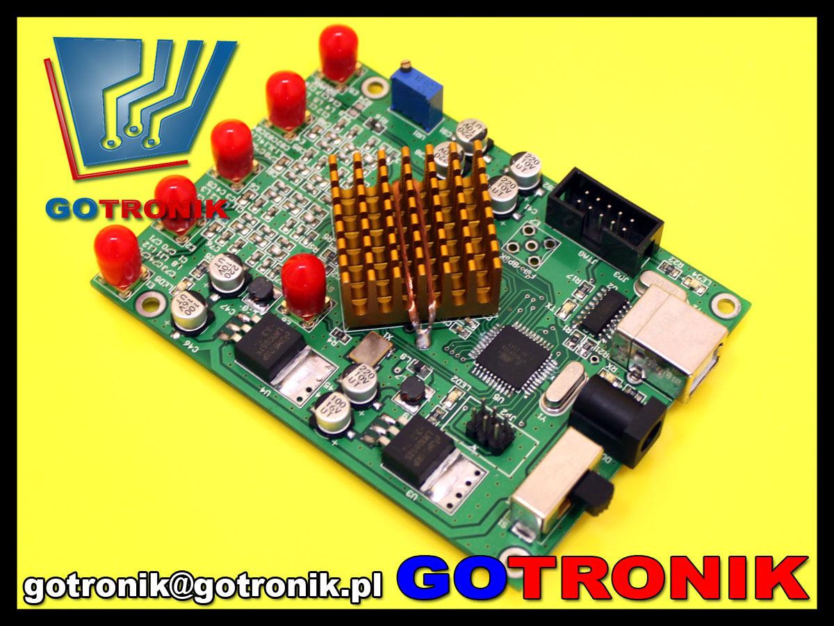 BTE-458 AD9854 DDS generator 100MHz