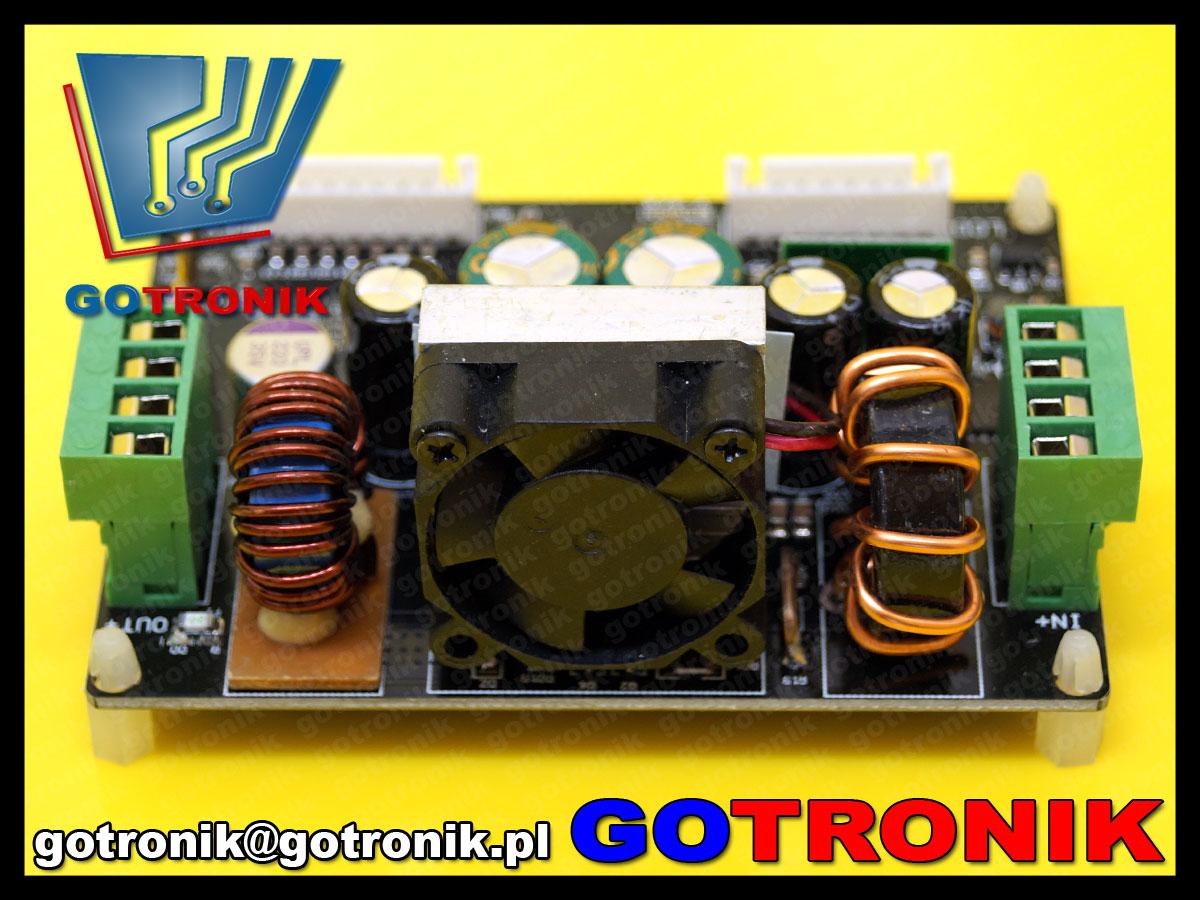 BTE-488 moduł zasilacza RD DPH3205 przetwornicy 0-32.00V 0-5.000A 0-160W BTE488