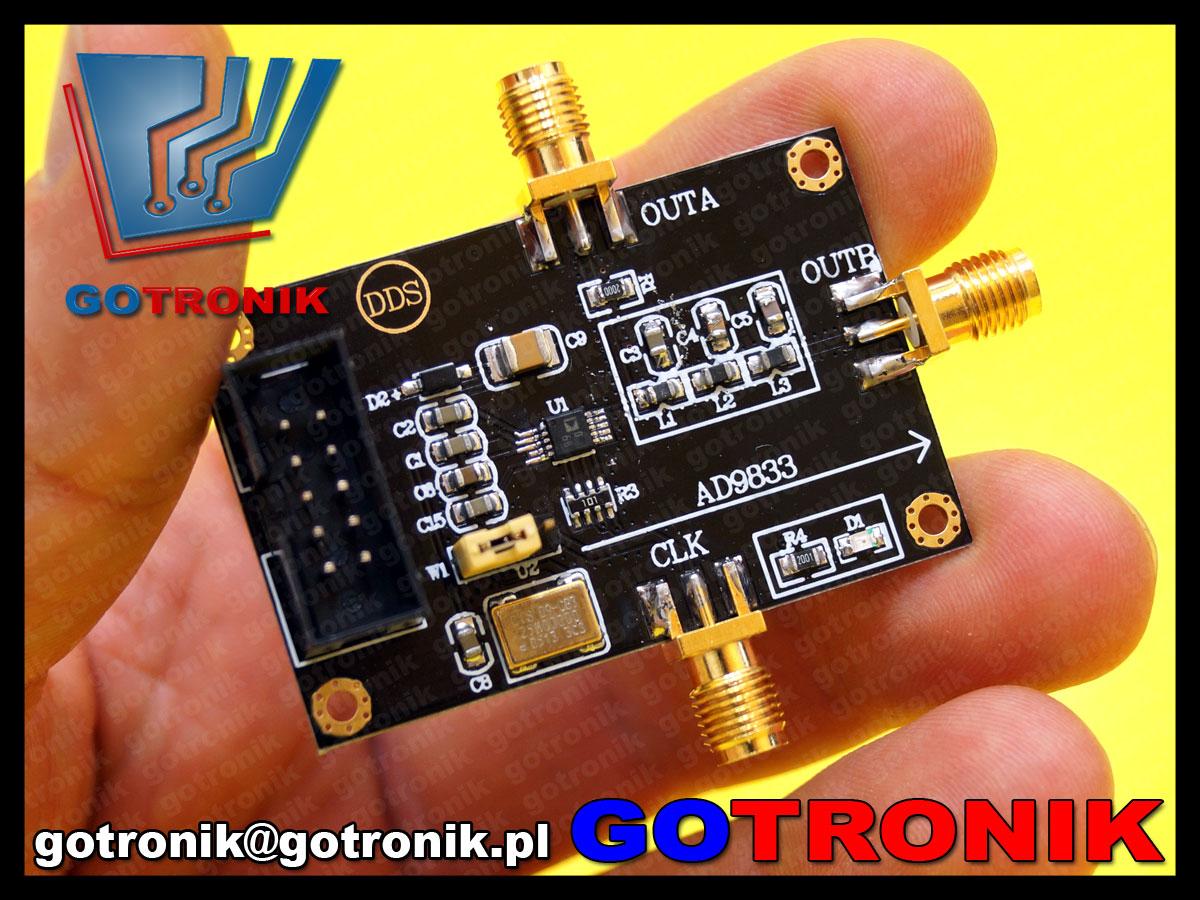 BTE-489 ad9833 ad dds generaotr ic  BTE489