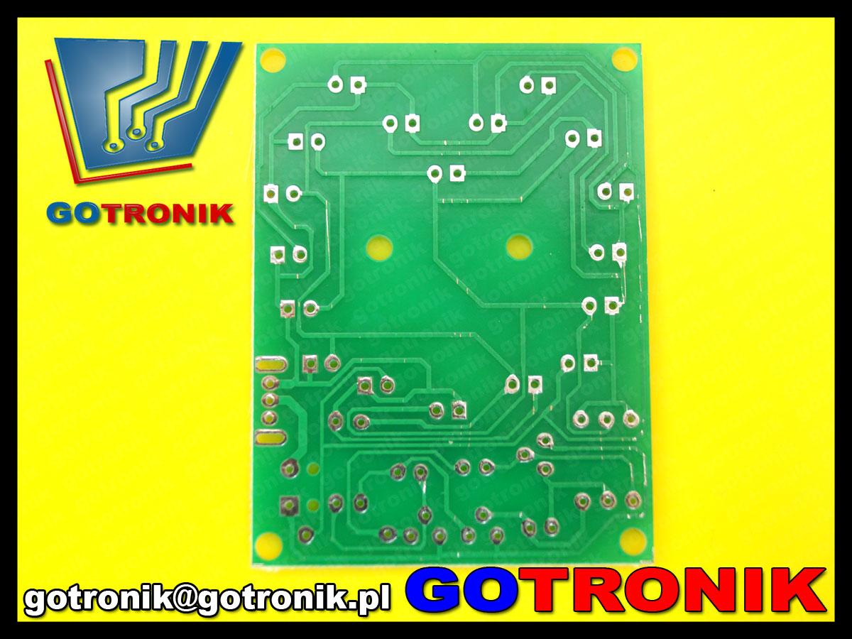 BTE-500 zestaw do samodzielnego montażu serce LED efekt świetlny PCB BTE500 kit diy